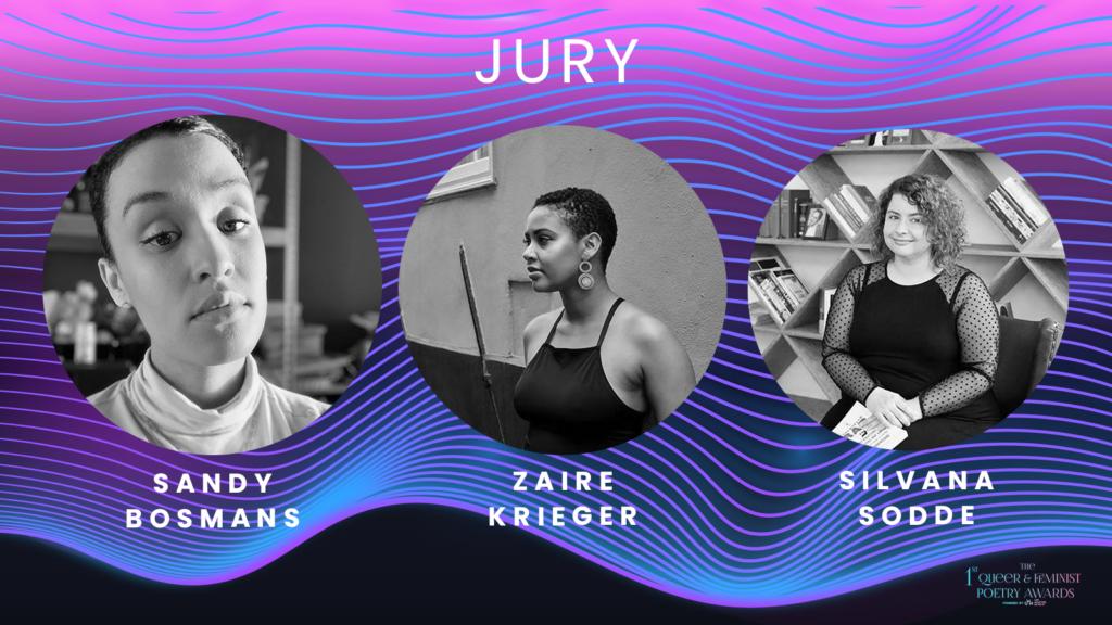 Unwanted Words - 1st Queer & Feminist Poetry Awards Jury